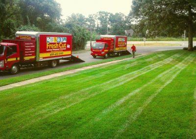 Super Lawn Trucks